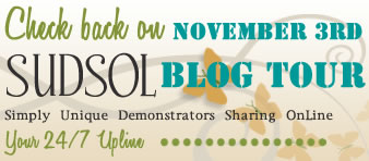 SUDSOL Blog Tour - Nov 3rd