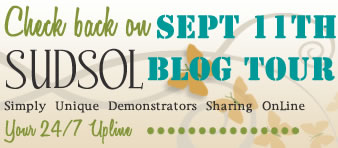 SUDSOL Blog Tour, Sept 6th!